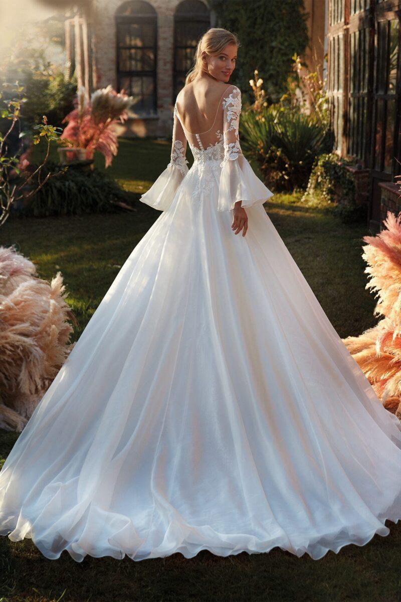 Elizabeth Bridal Nicole Milano Collection Colet 12125 02