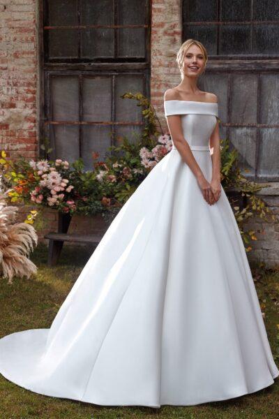 Elizabeth Bridal Nicole Milano Collection Colet 12141 01