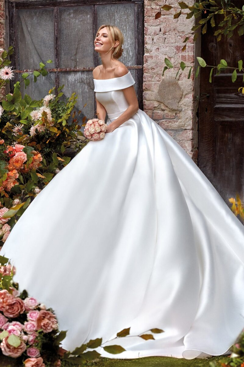 Elizabeth Bridal Nicole Milano Collection Colet 12141 03