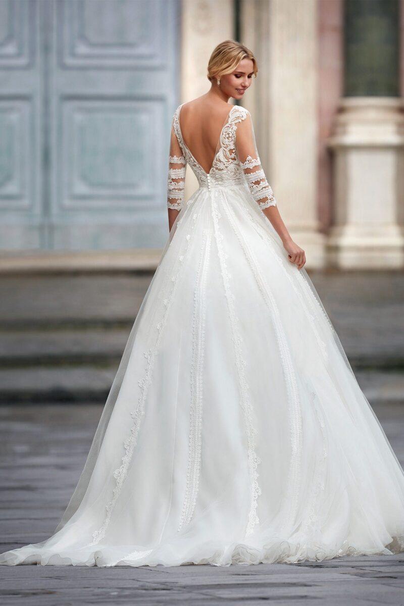 Elizabeth Bridal Nicole Milano Collection Nicole 12126 02