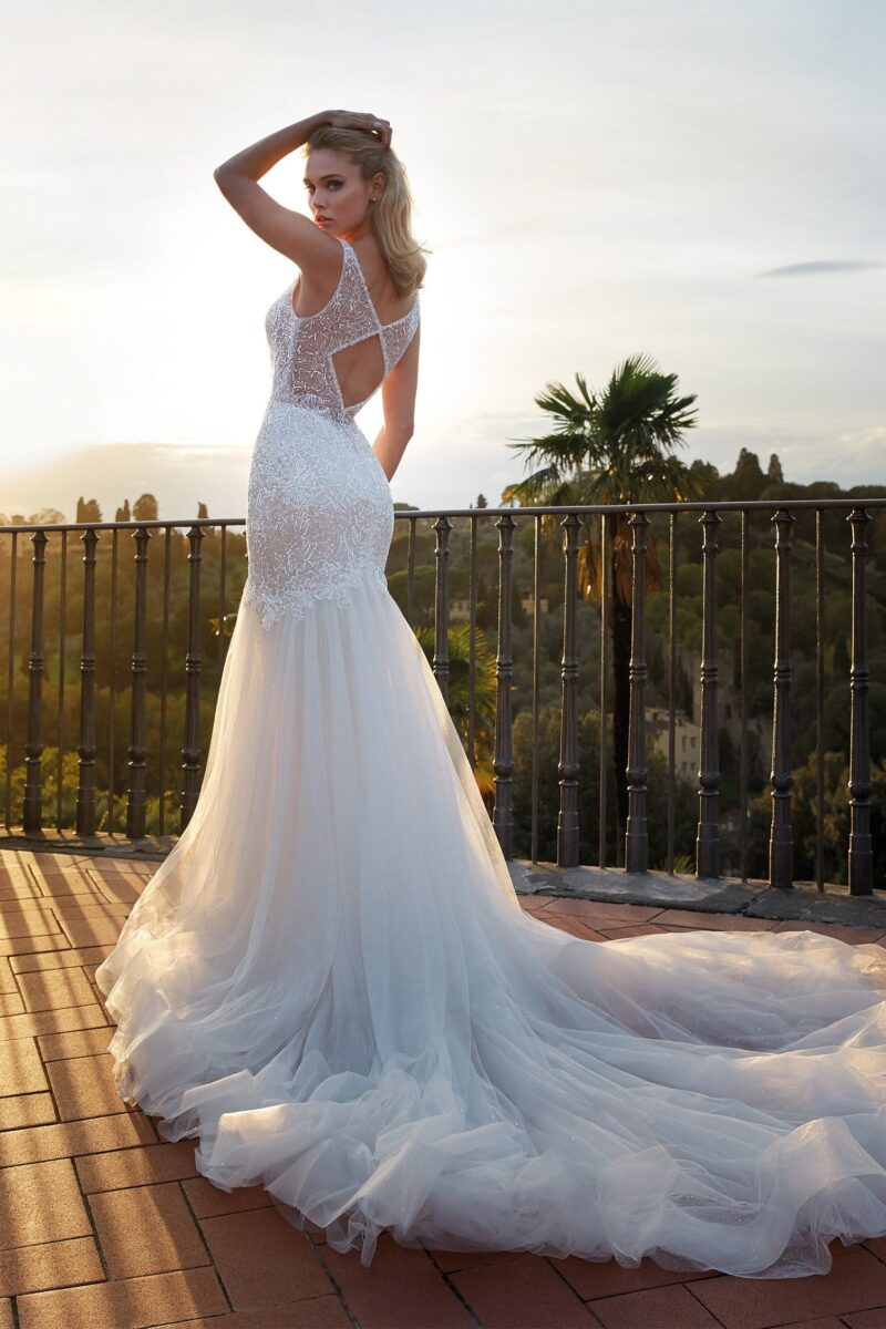 Elizabeth Bridal Nicole Milano Collection Nicole 12130 02