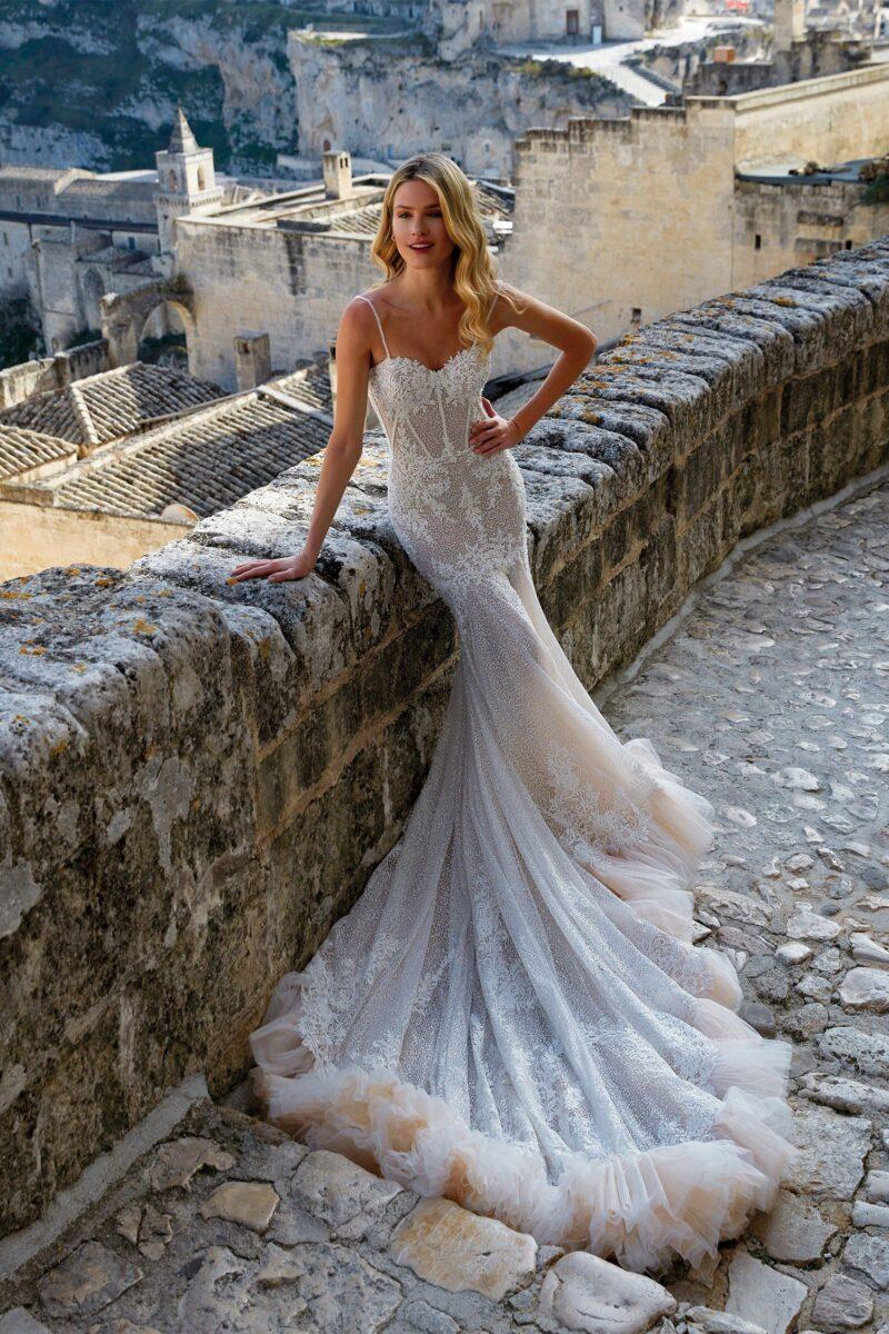 Elizabeth Bridal Nicole Milano Collection Romance 12141 03